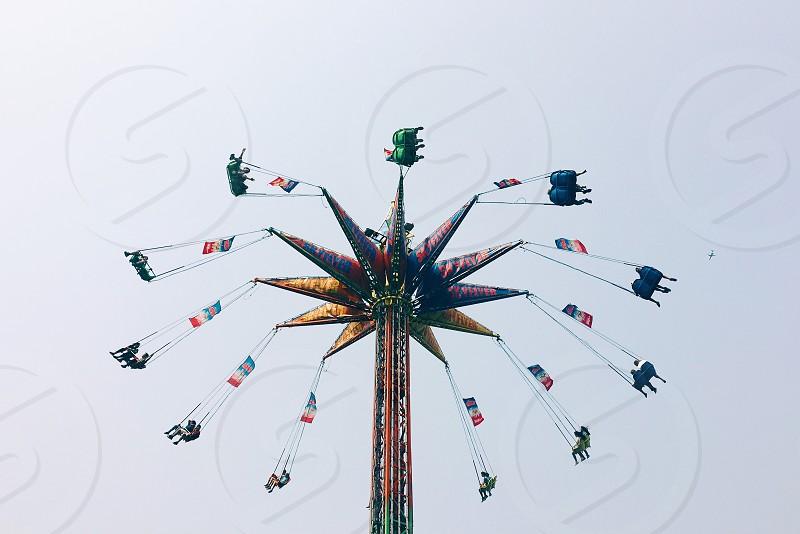 Fair carnival summer photo