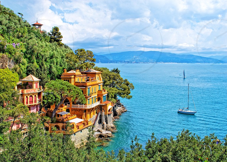 Villa In Portofino photo
