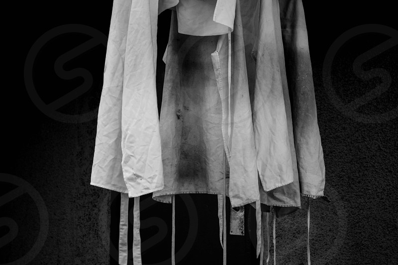 Dirty Aprons. photo