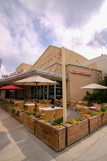The Good Son. Denver Restaurant. Exterior photo