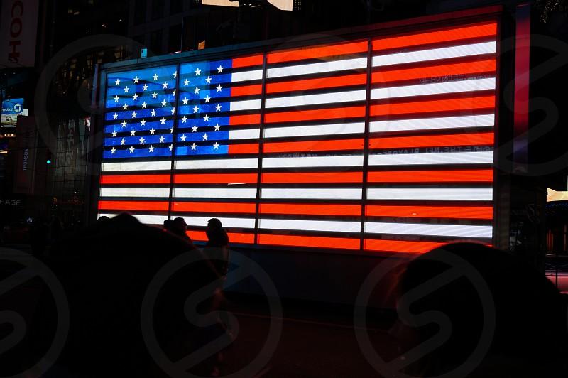 Flag of the USA US flag photo