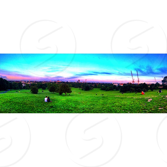 Primrose Hill London photo