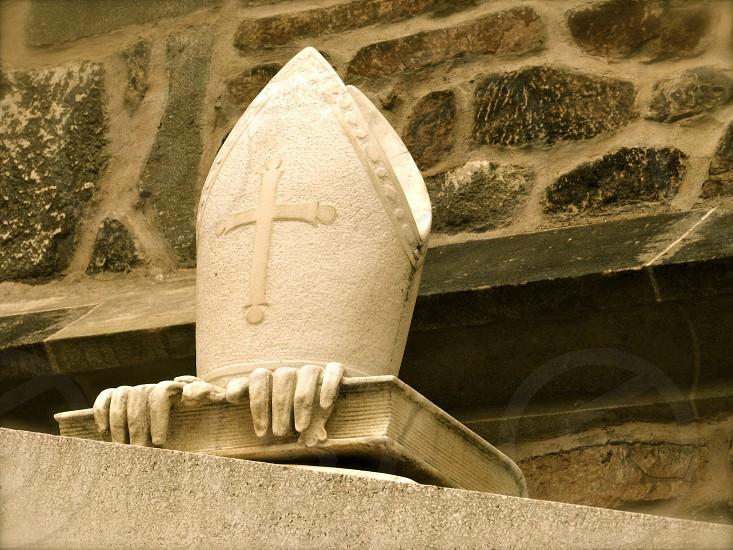 Church monument catholic  photo