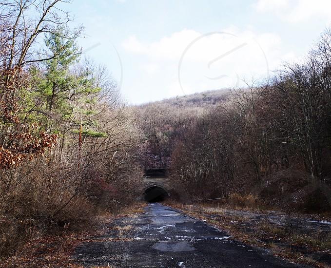 Abandoned Pa Turnpike photo