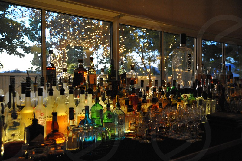 SF Bar Bottles photo