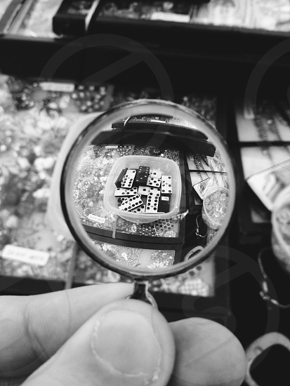 Magnifying Lens photo