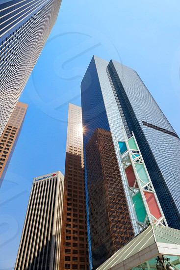 Financial District of Los Angeles photo