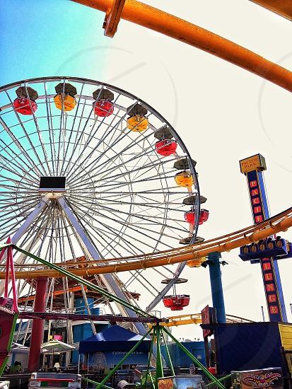 large ferriswheel photo
