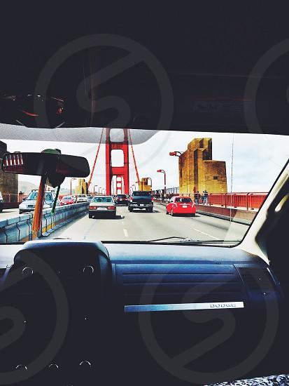 Golden Gate Bridge San Francisco CA Bay Area photo
