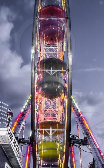 Ferris Wheel ride photo
