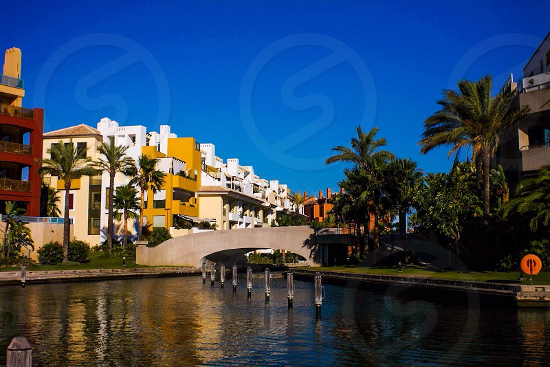 Sotogrande beach town photo