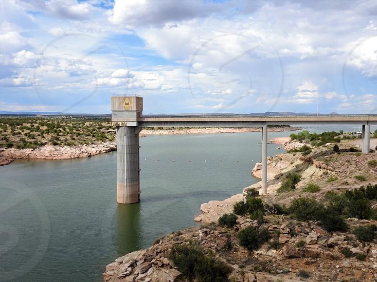 Santa Rosa Dam Santa Rosa NM photo