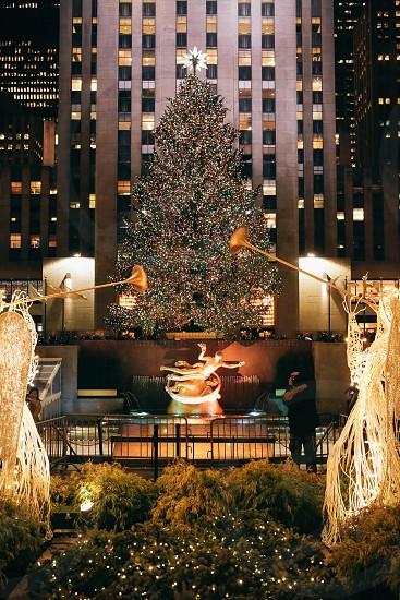 Rockefeller Center 2013 photo