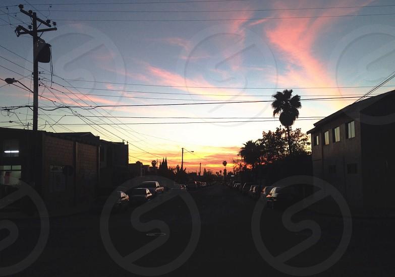 Mexican Sundown. photo