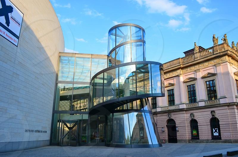 Historical museum Berlin photo