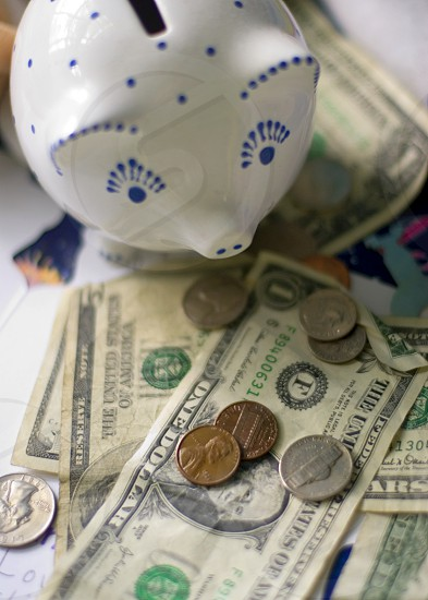 Saving Pennies photo