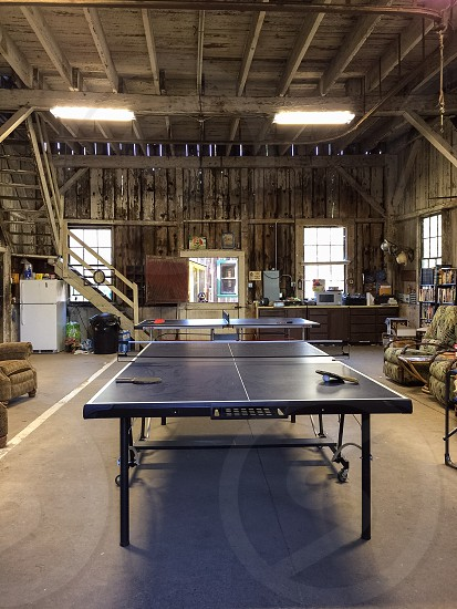 A place to play ping-pong photo