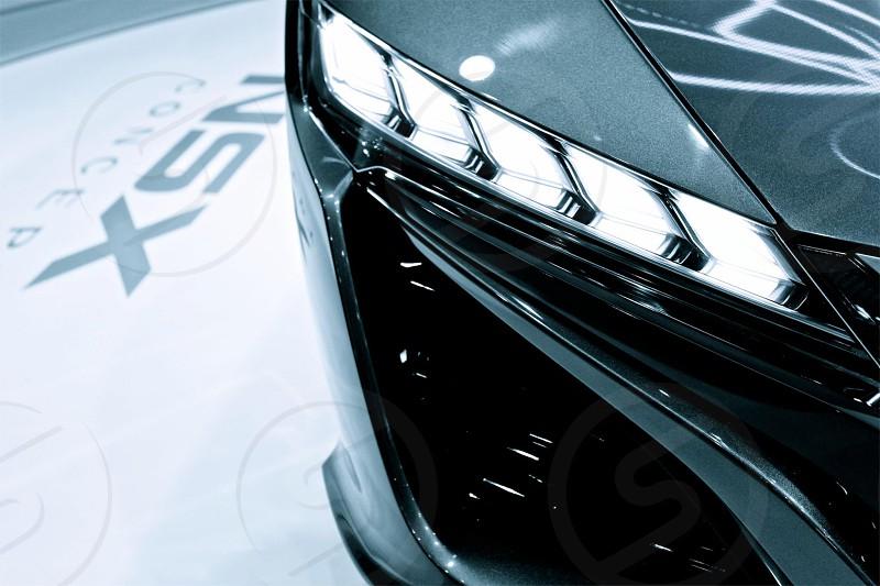 NSX concept 2013 photo