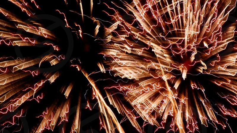 San Diego Fireworks photo