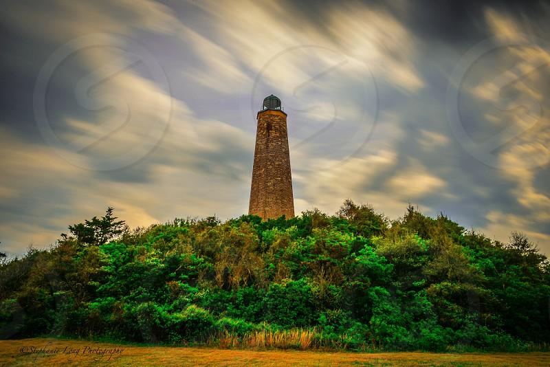 Lighthouse Virginia beach.  photo