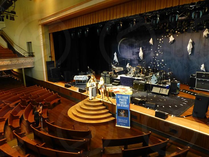 Ryman Auditorium photo