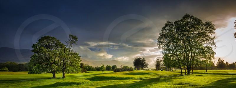 Morning Landscape  photo