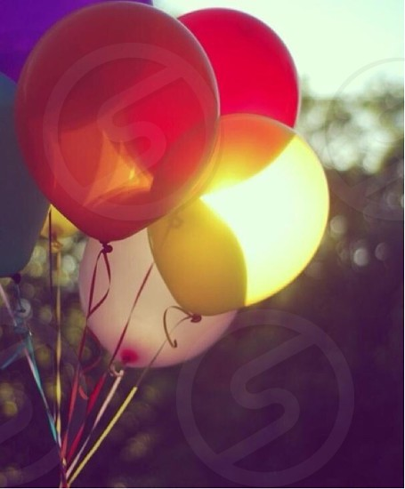 Balloons and more Balloons photo