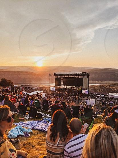 Concert venue photo