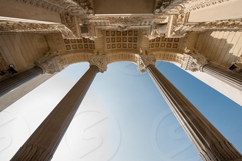 Notre Dame de Fourviers Lyon. France photo