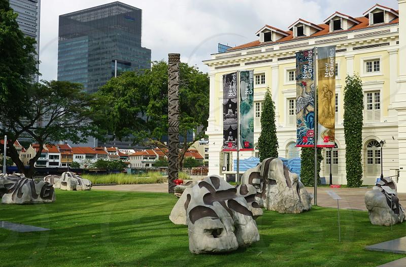 Asian Civilisations Museum - Singapore photo