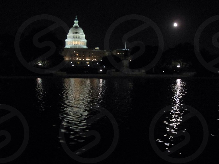 Great night in DC photo