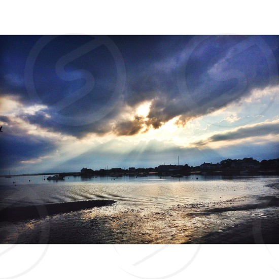 Cape cod beach photo
