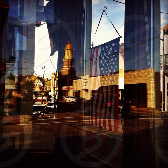 Flagreflection Bayview  photo