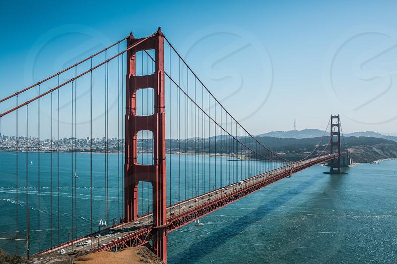 Golden Gate Bridge California photo