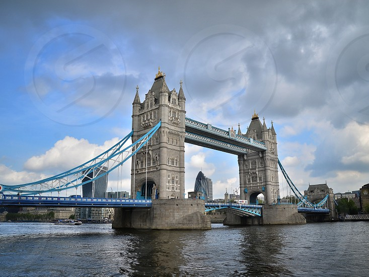 London - Tower bridge photo