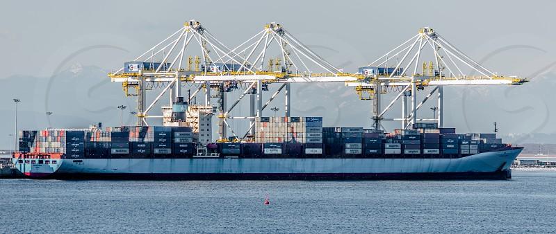Vancouver Port 2 photo