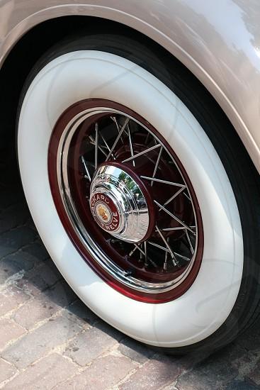whitewall tires photo