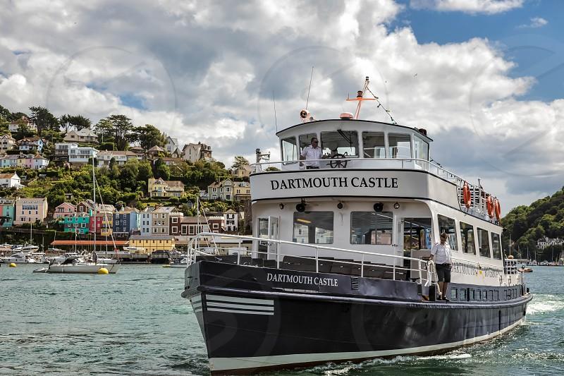 Dartmouth Castle Pleasure Boat photo
