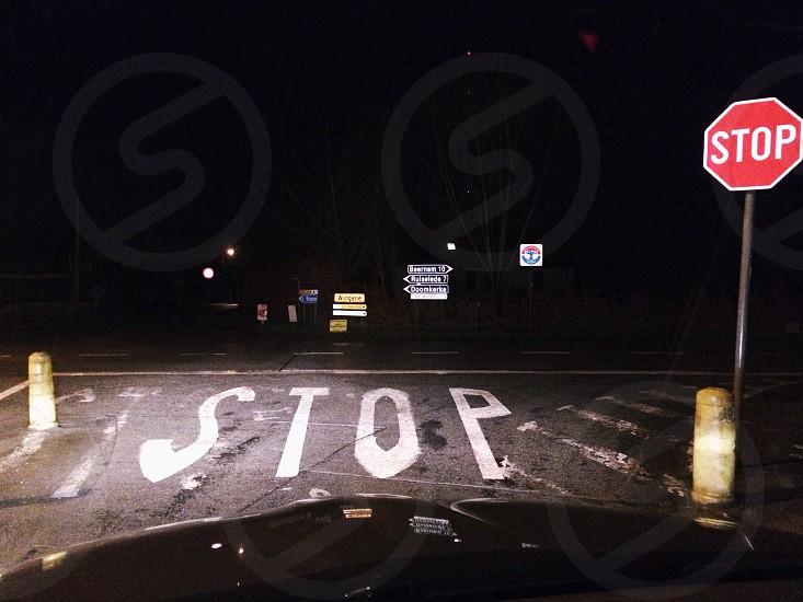 Stop! photo