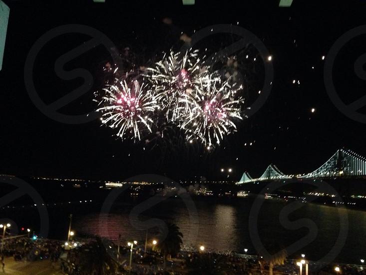 San Francisco New Year 2014 photo