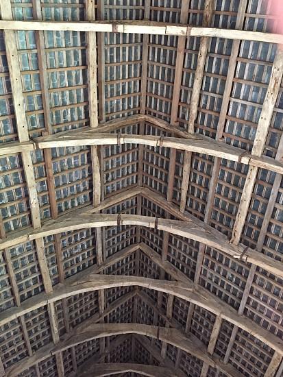 Barn roof photo