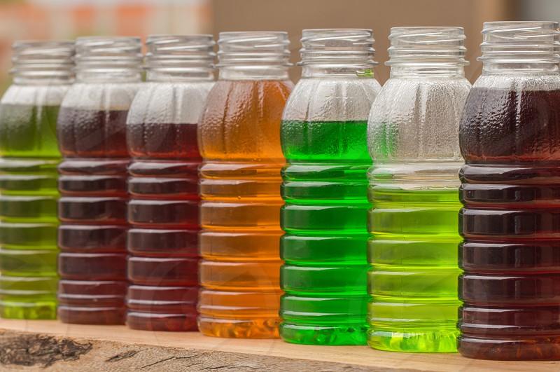 bottle juice photo