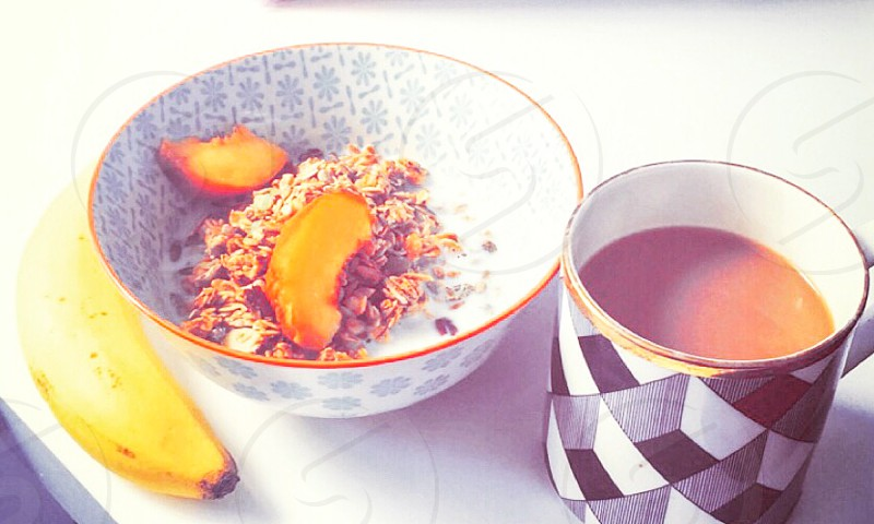 Breakfast #morning #relaxed  photo