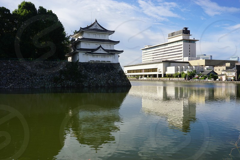 Nagoya Castle - Nagoya Japan photo