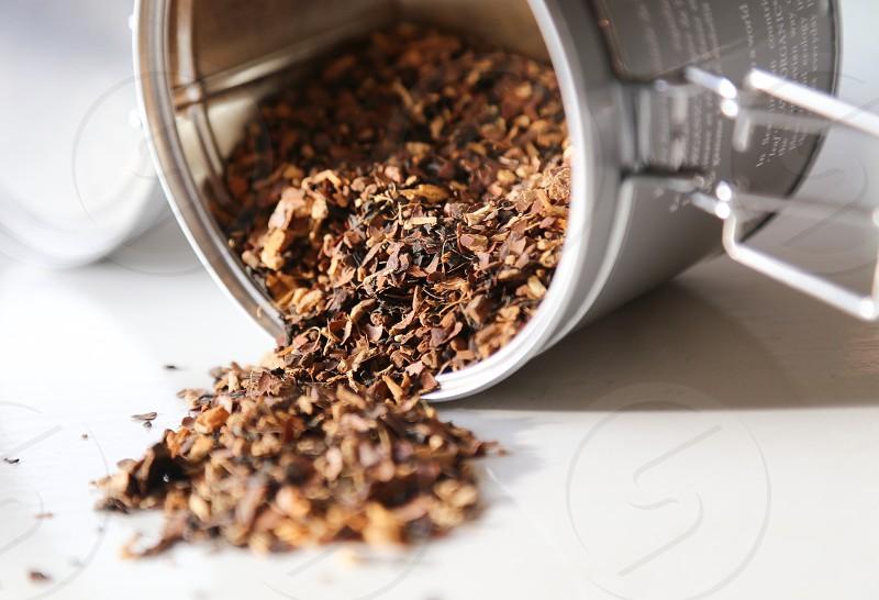 Lose leaf tea  photo