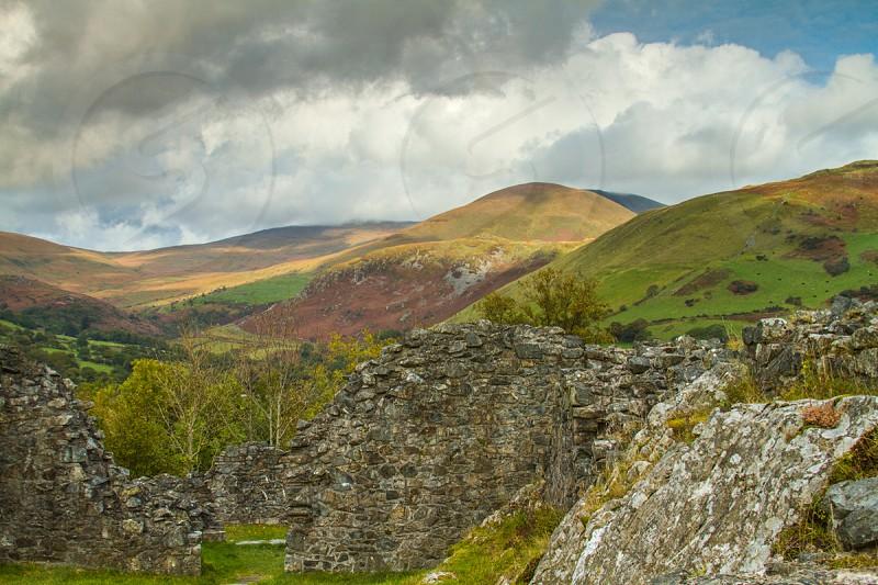Upland North Wales photo