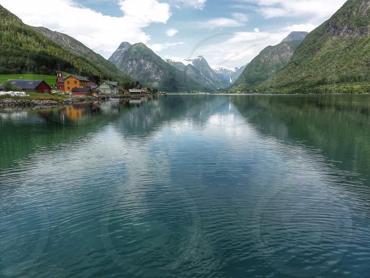 Fjords Norway photo