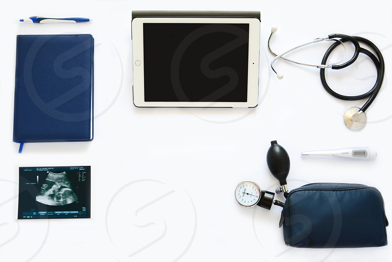 Medical accessories with trademarks photo