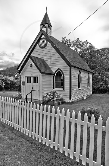 Salt Spring church 3 photo
