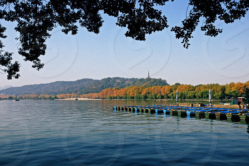 Hangzhou China xihu photo